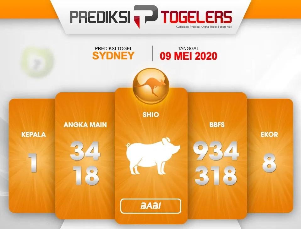 Prediksi Sydney 09 Mei 2020 - Prediksi Togelers