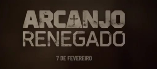 Logo da série Arcanjo Renegado
