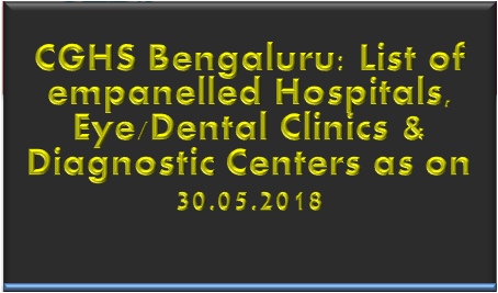 cghs-bengaluru-list-of-empanelled-hcos