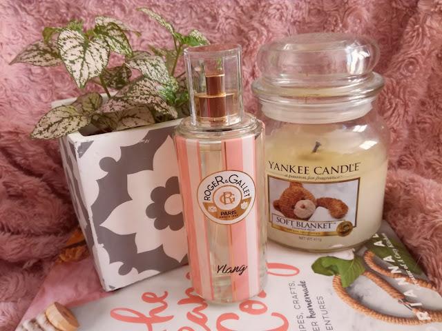 Eau Parfumée Bienfaisante YLANG de Roger & Gallet