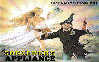 Videojuego Spellcasting 201 - The Sorcerer's Appliance