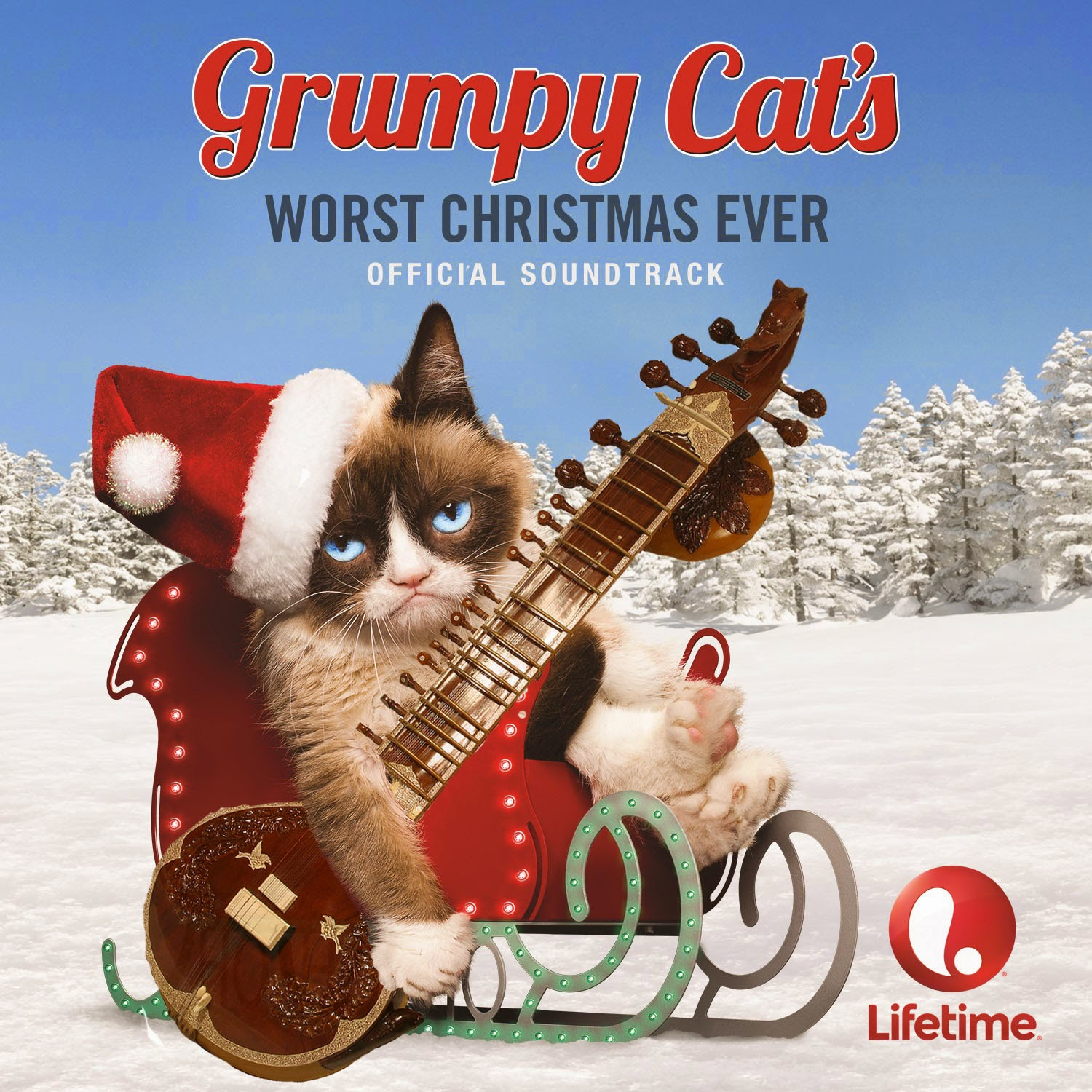 Grumpy Cat's Worst Christmas Ever OST on Spotify - Hello! Welcome to