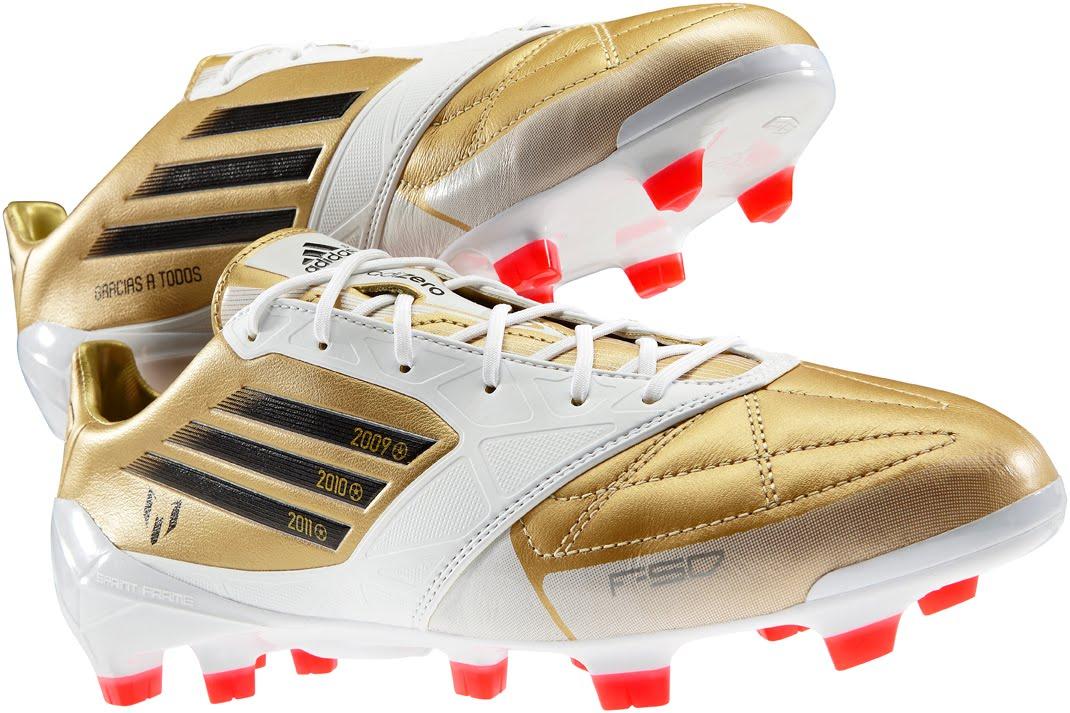 9d8c364b6a Adidas homenageia Messi