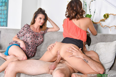 Izzy Bell and Silvia Saige – Arts And Sex Crafts
