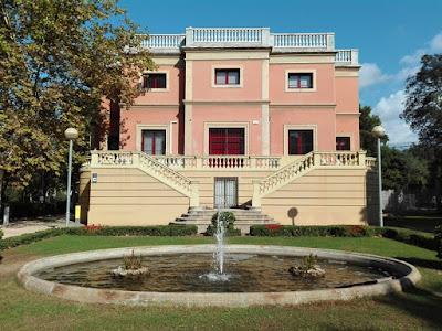Palacio del parque de Can Vidalet
