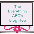 The Everything ABC Blog Hop - F