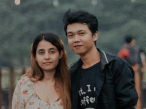 Foto Sheevi dan Rico. Foto: Dok. pribadi Rico Prandana