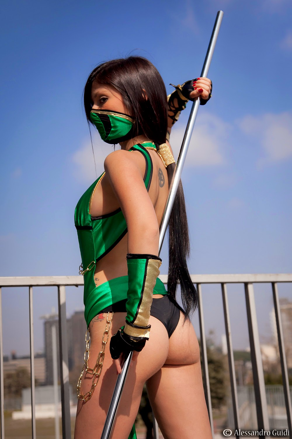 Big Culo Day 2014: Jade Cosplay