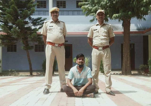 नाबालिग से छेड़छाड़ के मामले में पुलिस को मिली बड़ी सफलता