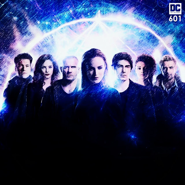Legends of Tomorrow Season 5 Review | DC on SCREEN Podcast