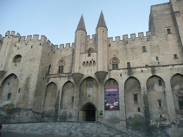 Datos prácticos sudeste Francia Avignon
