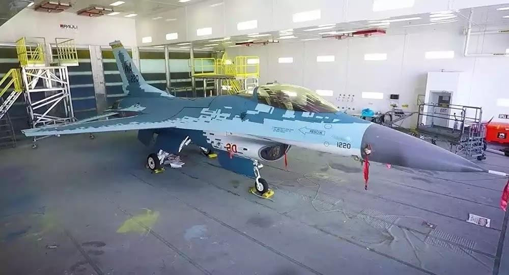 Γιατί η Πολεμική Αεροπορία των ΗΠΑ έβαψε μαχητικά F-16 στα χρώματα του Su-57 (Βίντεο)