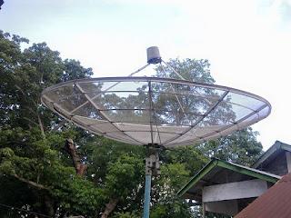 Antena Parabola Arah Asiasat 5