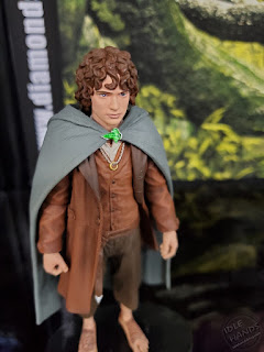 Diamond Select Lord of the Rings Action Figures Frodo