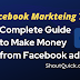 Facebook Marketing Guide : Drive free traffic from Facebook Page