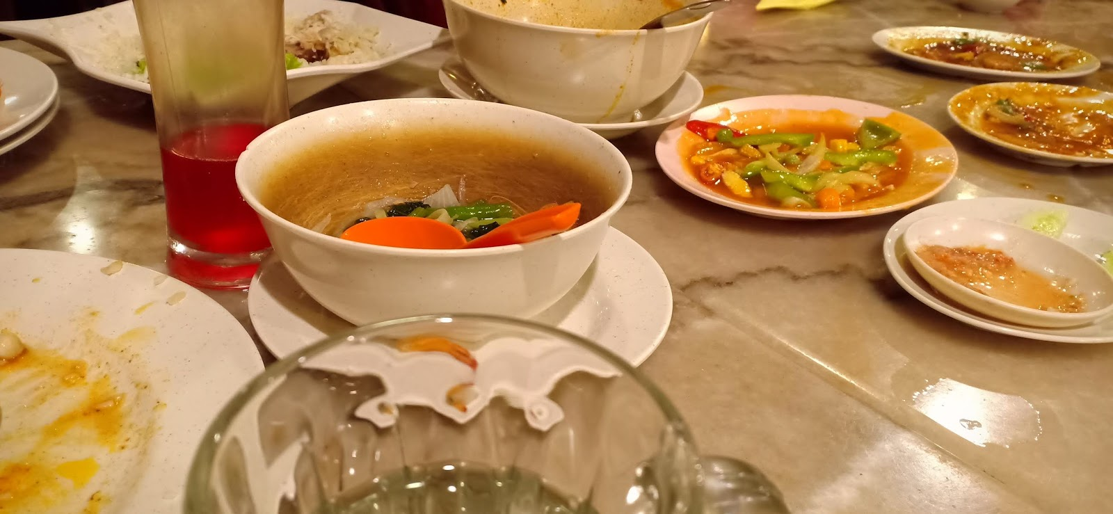 Tempat makan best di Seremban | Tomyam Campur Doll Tomyam Bukit Emas Seremban Terbaik!