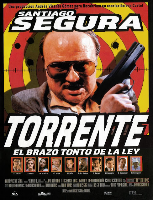 Torrente, el brazo tonto de la ley (1998) ταινιες online seires oipeirates greek subs