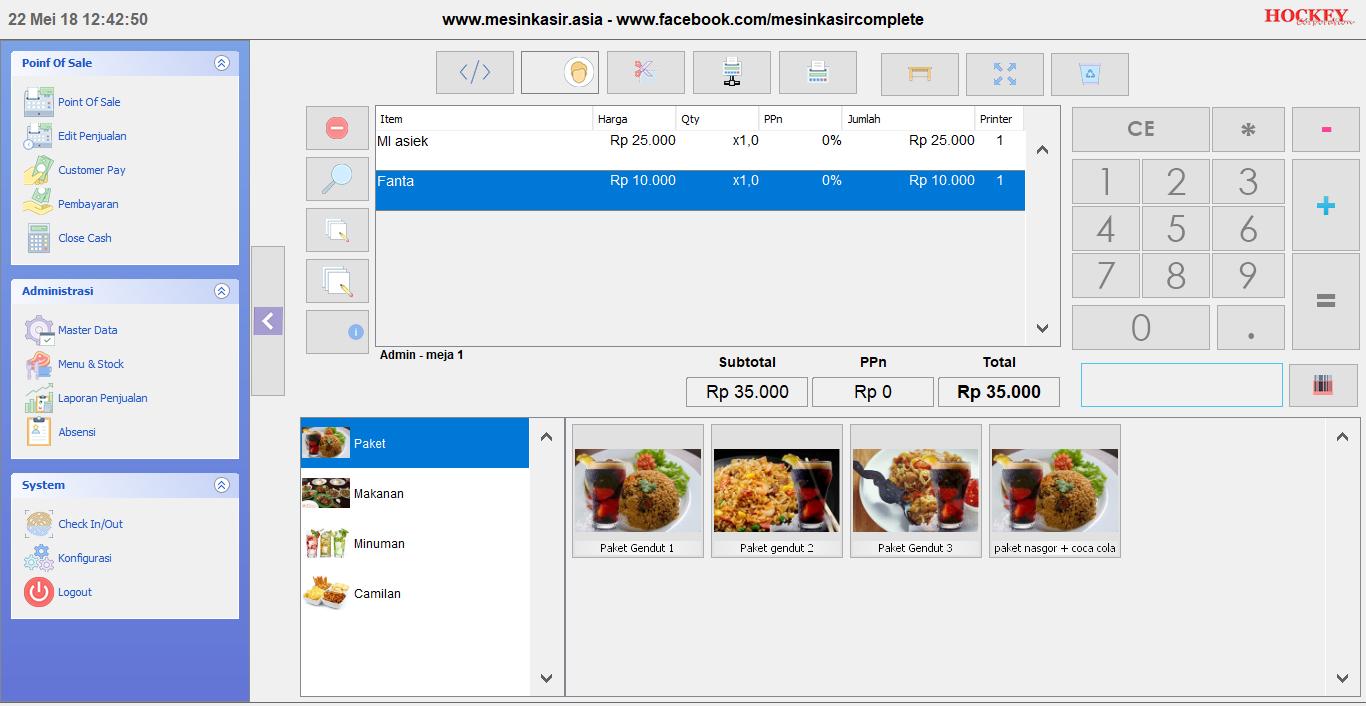 CAFE, cara, fastfood, MESIN KASIR, penggunaan, program restoran, restoran, rumah makan, software restoran, system restoran, tutorial, warkop, warung, warung kopi