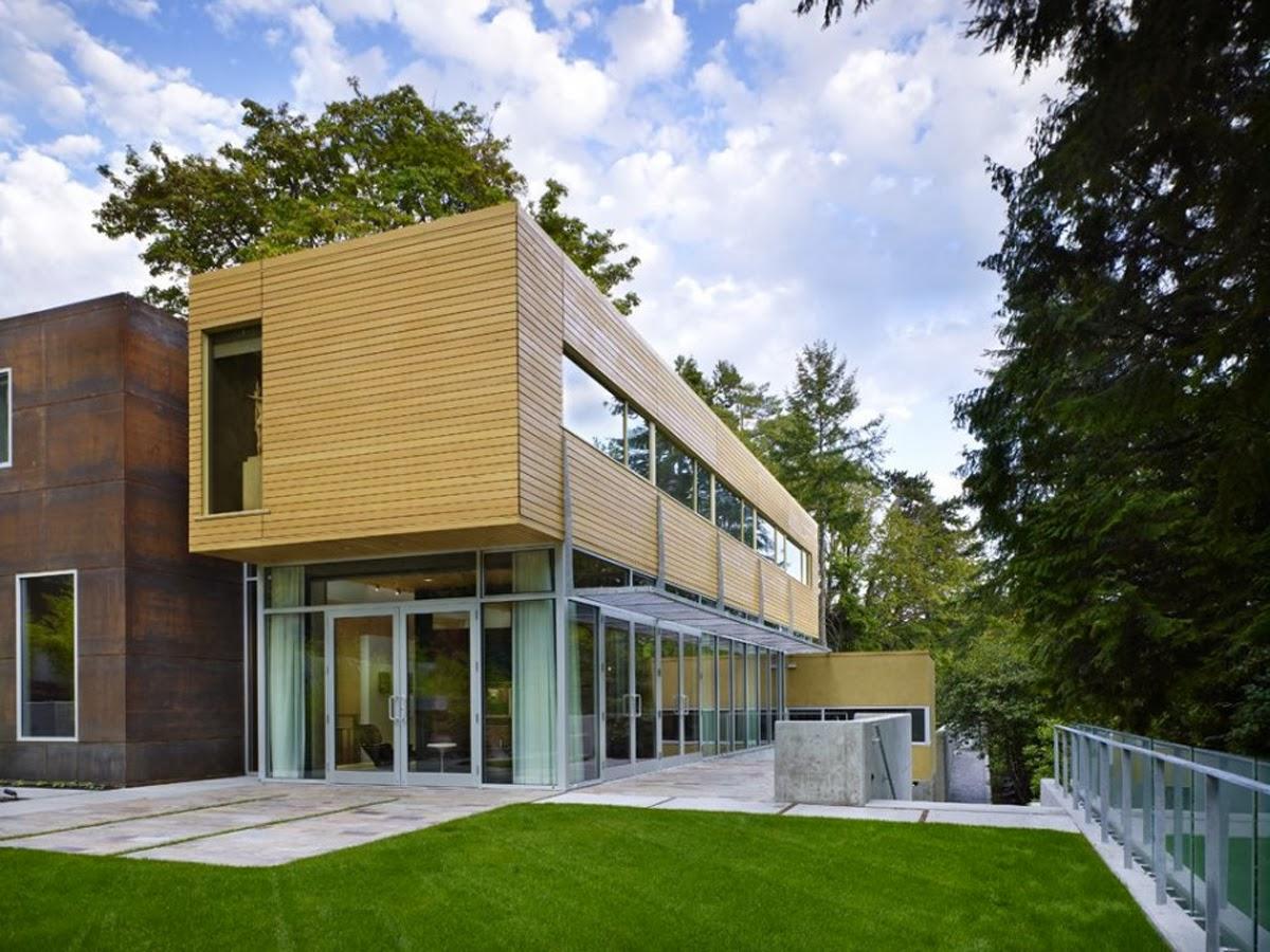 Minimalist home design minimalist home exterior design - Minimalist house exterior design ...