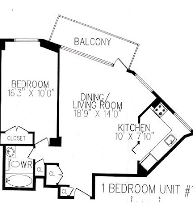 Apartment Floor Plans Toronto