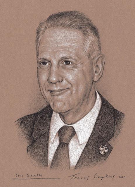 Eric Ginette, 33°. Scottish Rite. Vermont. Supreme Council, NMJ. by Travis Simpkins