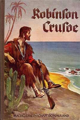 My robinson crusoe essey