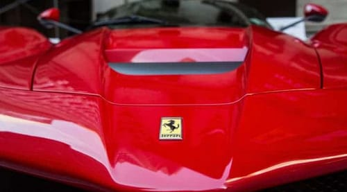 Ferrari prepares for the era of electric cars