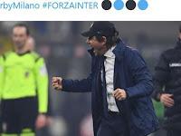 Antonio Conte's message that left Inter Milan 0-2 behind AC Milan