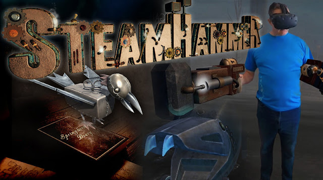 SteamHammerVR - The Rogue Apprentice Cracked
