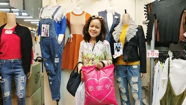 Shopping in Taipei