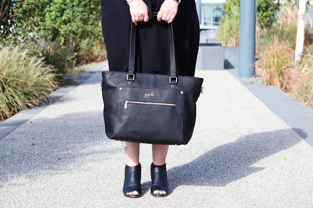 JuJuBe : EveryDay Tote, le sac à langer des working mum