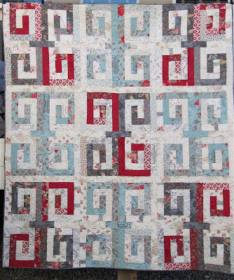 etchings quilt pattern