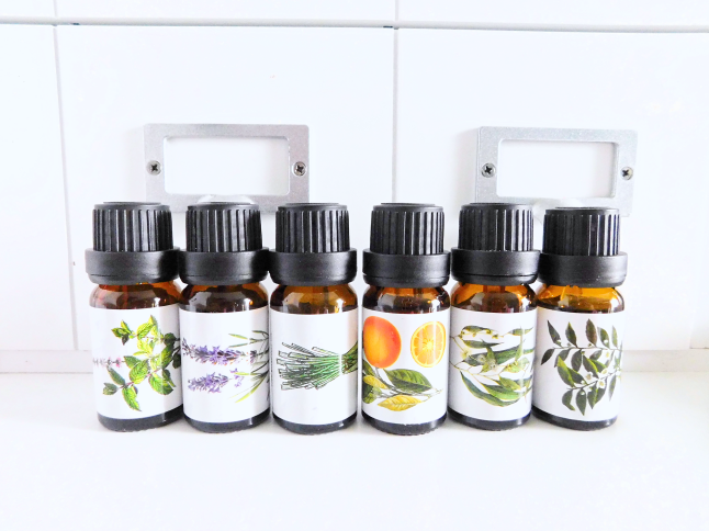 My Experience With Aromatherapy