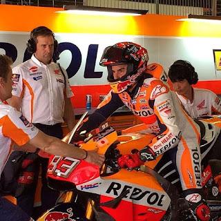 Marc Marquez 93 Repsol Honda Blog MotoGP Melayu