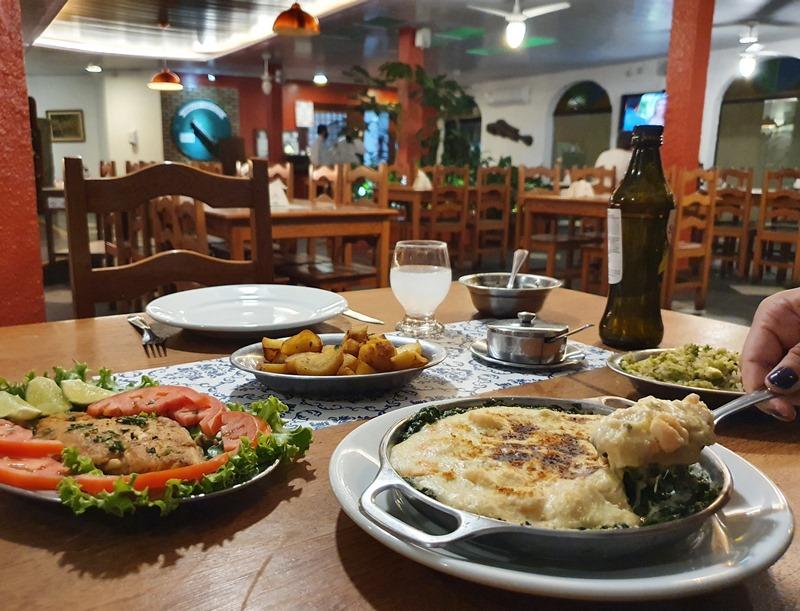 Restaurante Garrafa de Nansen