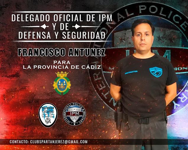 DELEGADOS IPM FRANCISCO ANTUNEZ