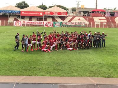 Vila Nova-GO e Ceará se classificam para a final do Brasileirão de Aspirantes