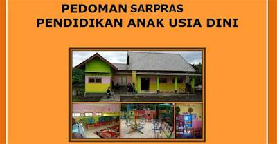 Buku Pedoman Sarana dan Prasarana Pendidikan Anak Usia Dini (PAUD)