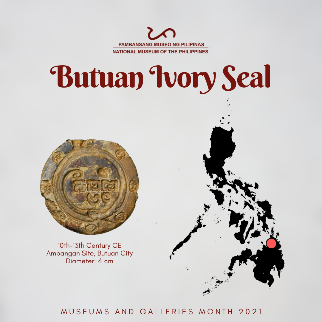 Butuan Ivory Seal