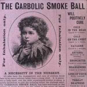 The Carbolic Smoke Ball