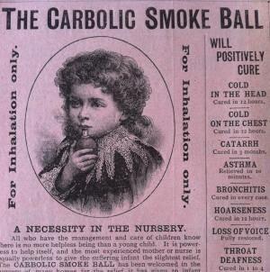 The Carbolic Smoke Ball