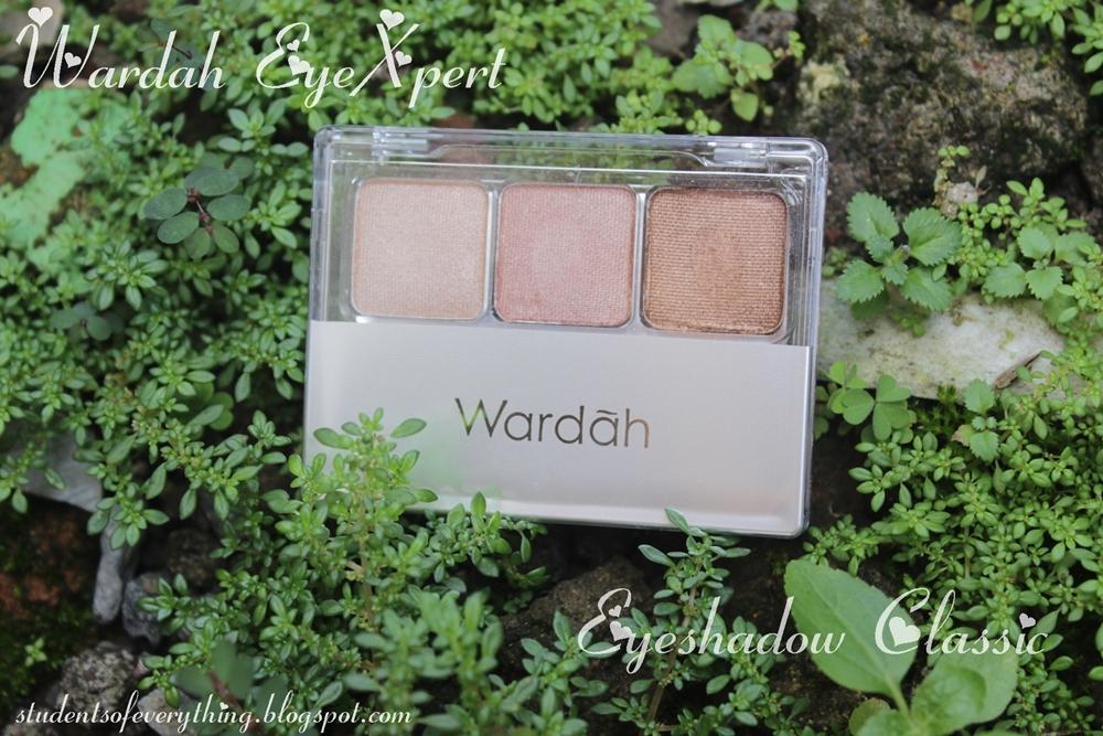 Wardah EyeXpert Eyeshadow Classic | Rahmaediary