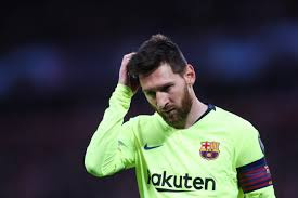 Revealed: Why Lionel Messi Could Be Banned From Playing In The UK