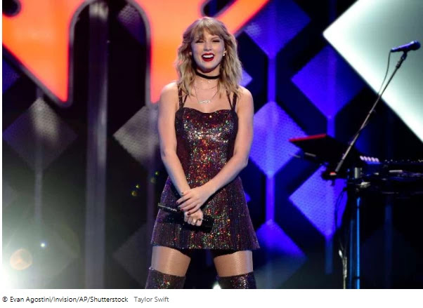 Blake Lively praises Taylor Swift's 'Folklore' after infant identify reveal