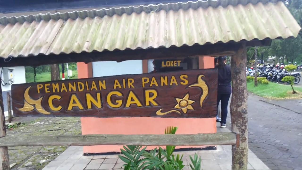 Wisata Pemandian Air Panas Cangar