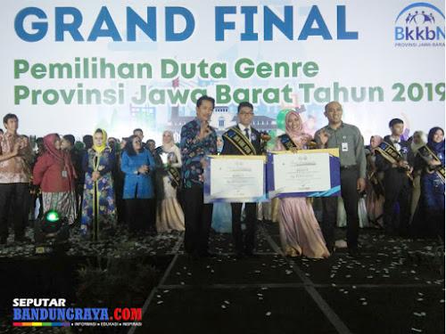 Pemenang Duta Genre Jawa Barat 2019