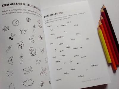 Obrazové luštění pro každý den: Trénování paměti a pozornosti (Jitka Suchá, nakladatelství Portál), ukázka