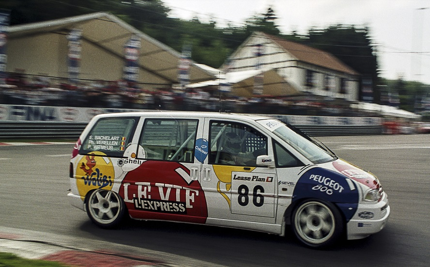 Peugeot 806 Supervan