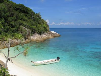 Perhentian Besar Sea Beach