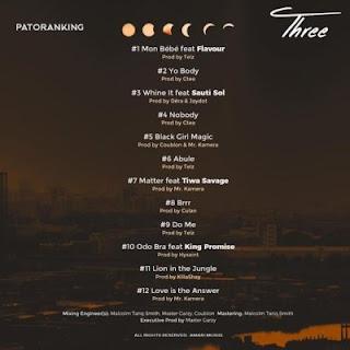 {Music} Patoranking - Odo Bra Ft King Promise